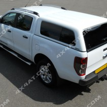 The Aeroklas ABS Hardtop was chosen by Ford Europe as an OE dealer approved Trucktop